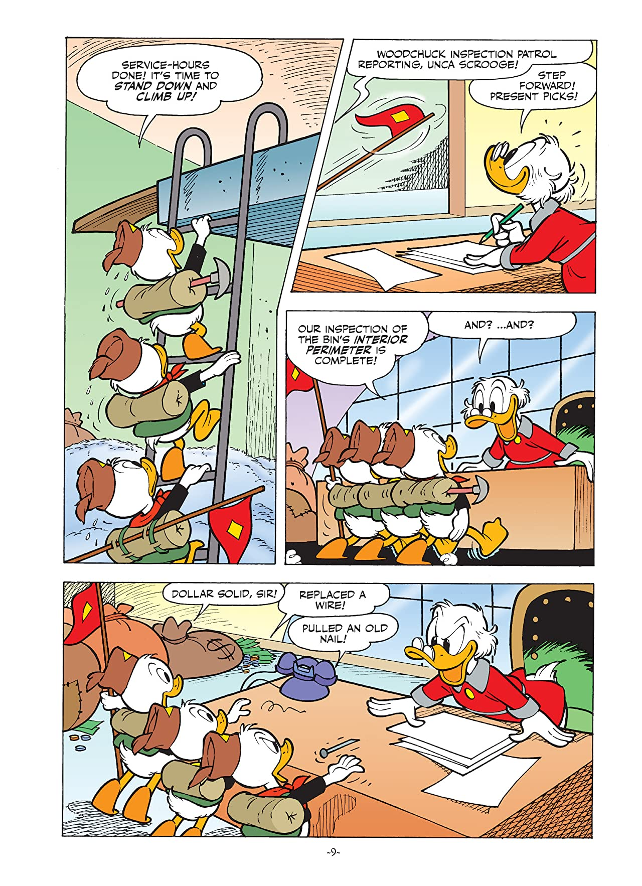 Uncle Scrooge: Timeless Tales Vol. 2