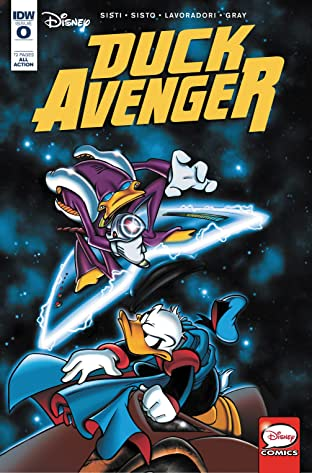 Duck Avenger No.0