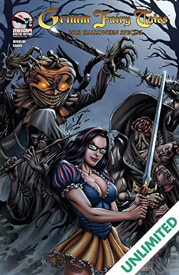 Grimm Fairy Tales #5: Halloween Special 2013