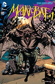 Detective Comics (2011-2016) #23.4: Featuring Man-Bat