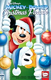 Mickey and Donald's Christmas Parade #2