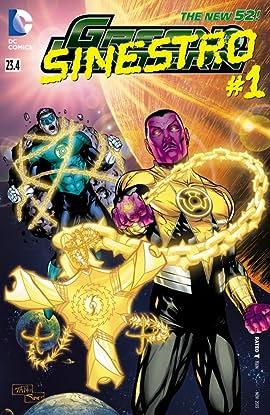 Green Lantern (2011-2016) #23.4: Featuring Sinestro