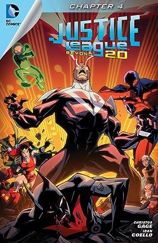 Justice League Beyond 2.0 (2013-2014) No.4