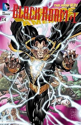 Justice League of America (2013-2015) #7.4: Featuring Black Adam