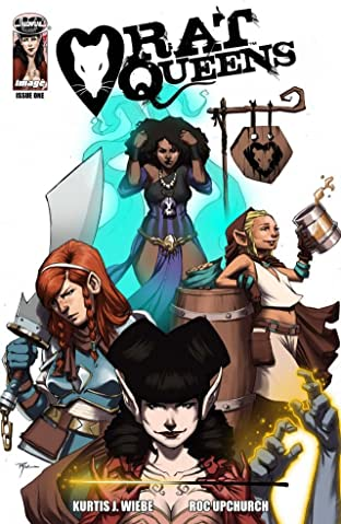 Rat Queens No.1