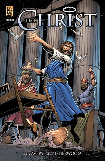 The Christ Vol. 10