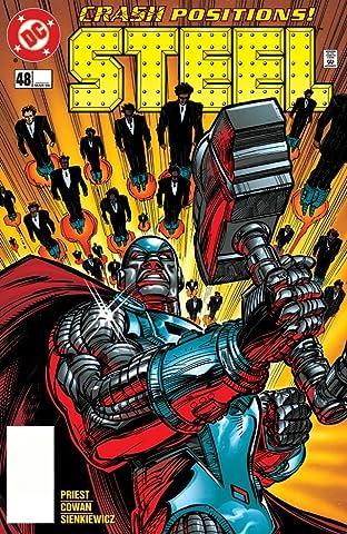 Steel (1994-1998) #48