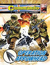 Commando #4987: Operation Arrowhead