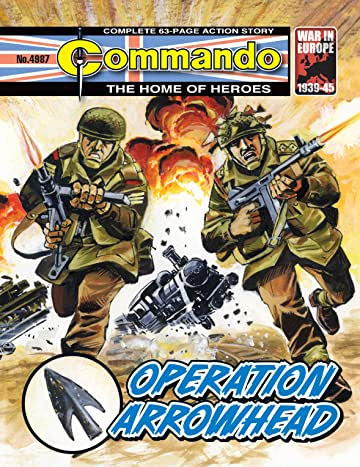 Commando #4987: Operation Arrowhead