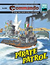 Commando #4990: Pirate Patrol