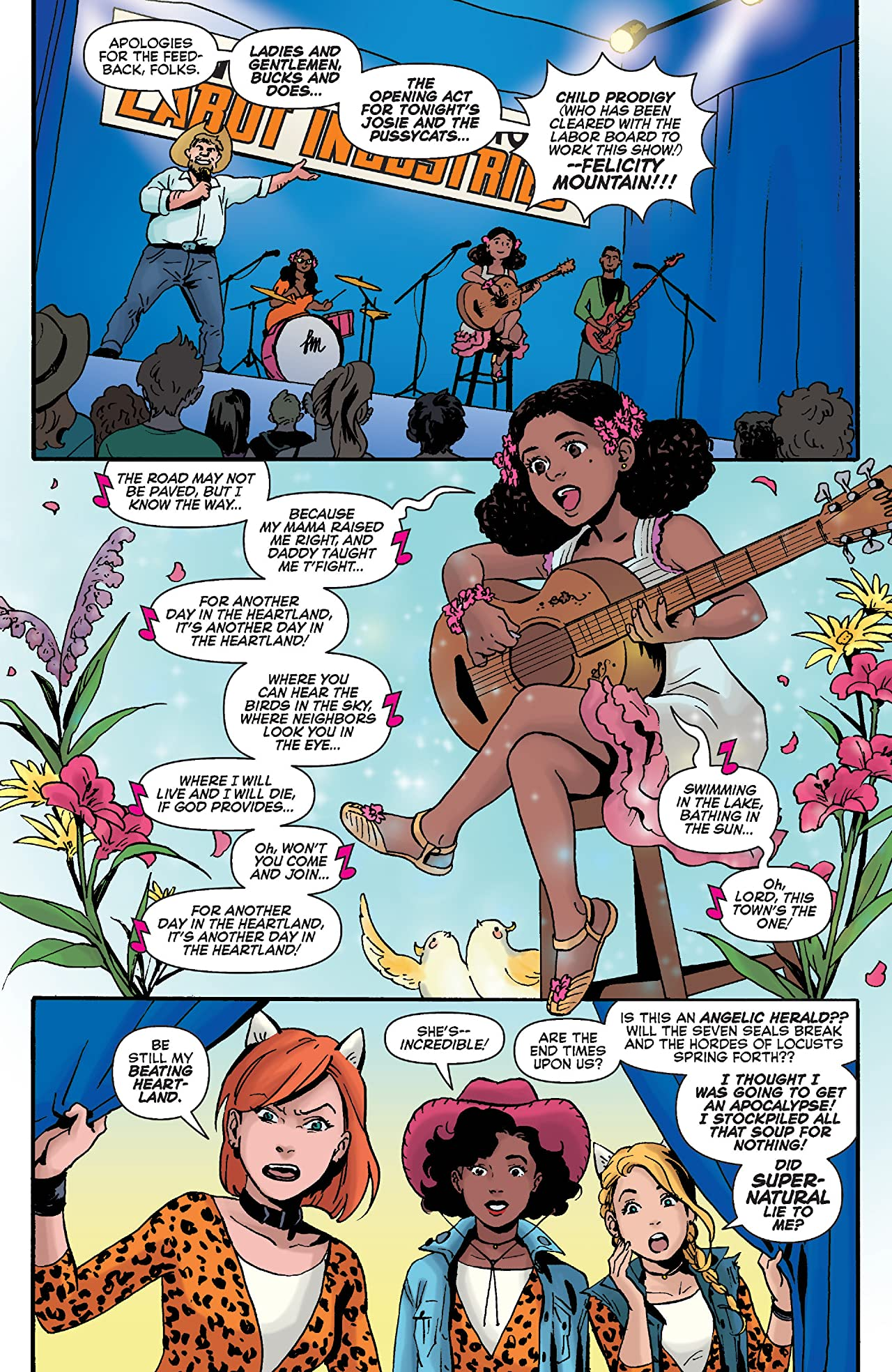 Josie & the Pussycats (2016-) #5