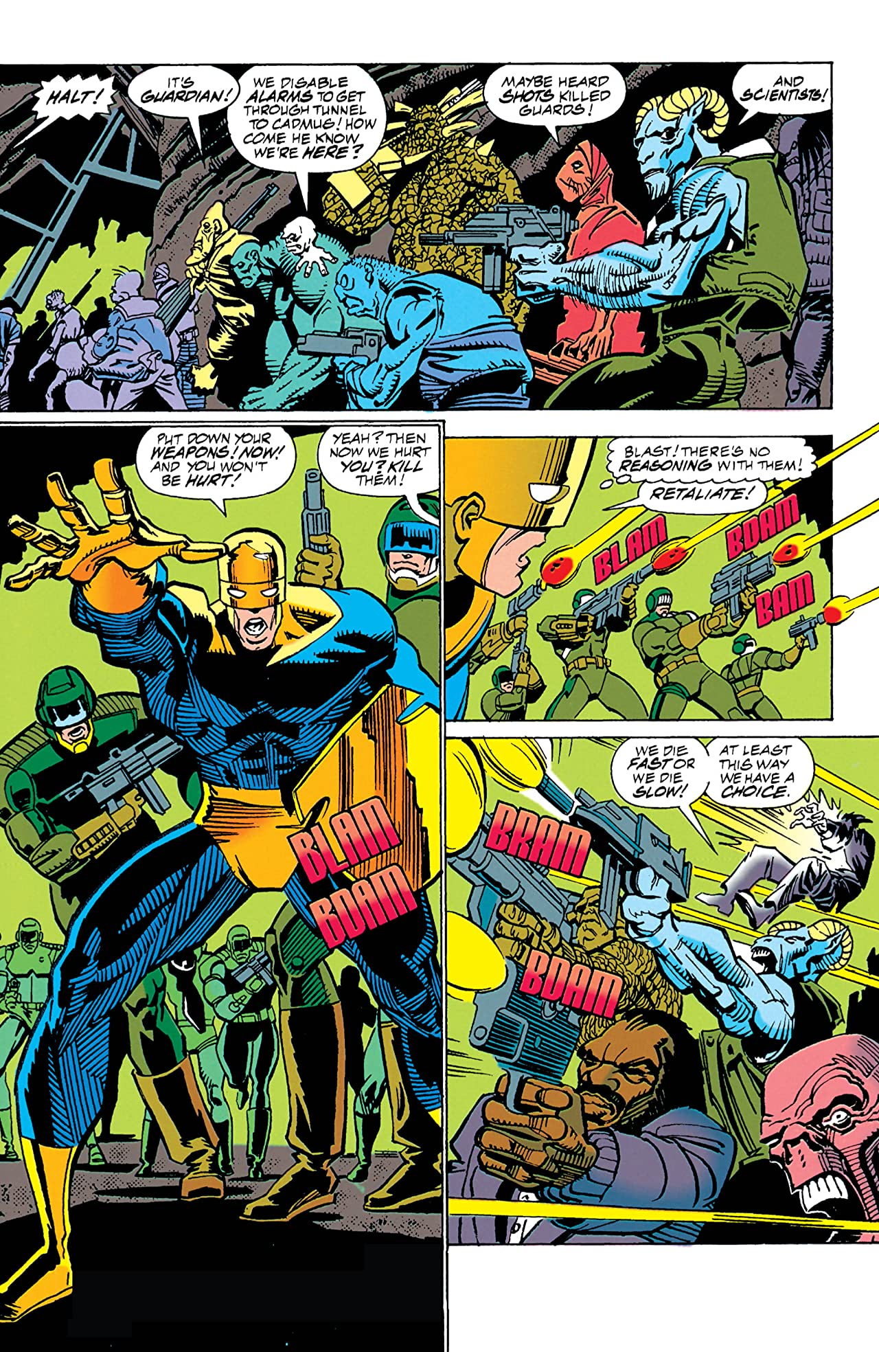 Superman: The Man of Steel (1991-2003) #33