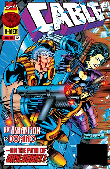 Cable (1993-2002) #32