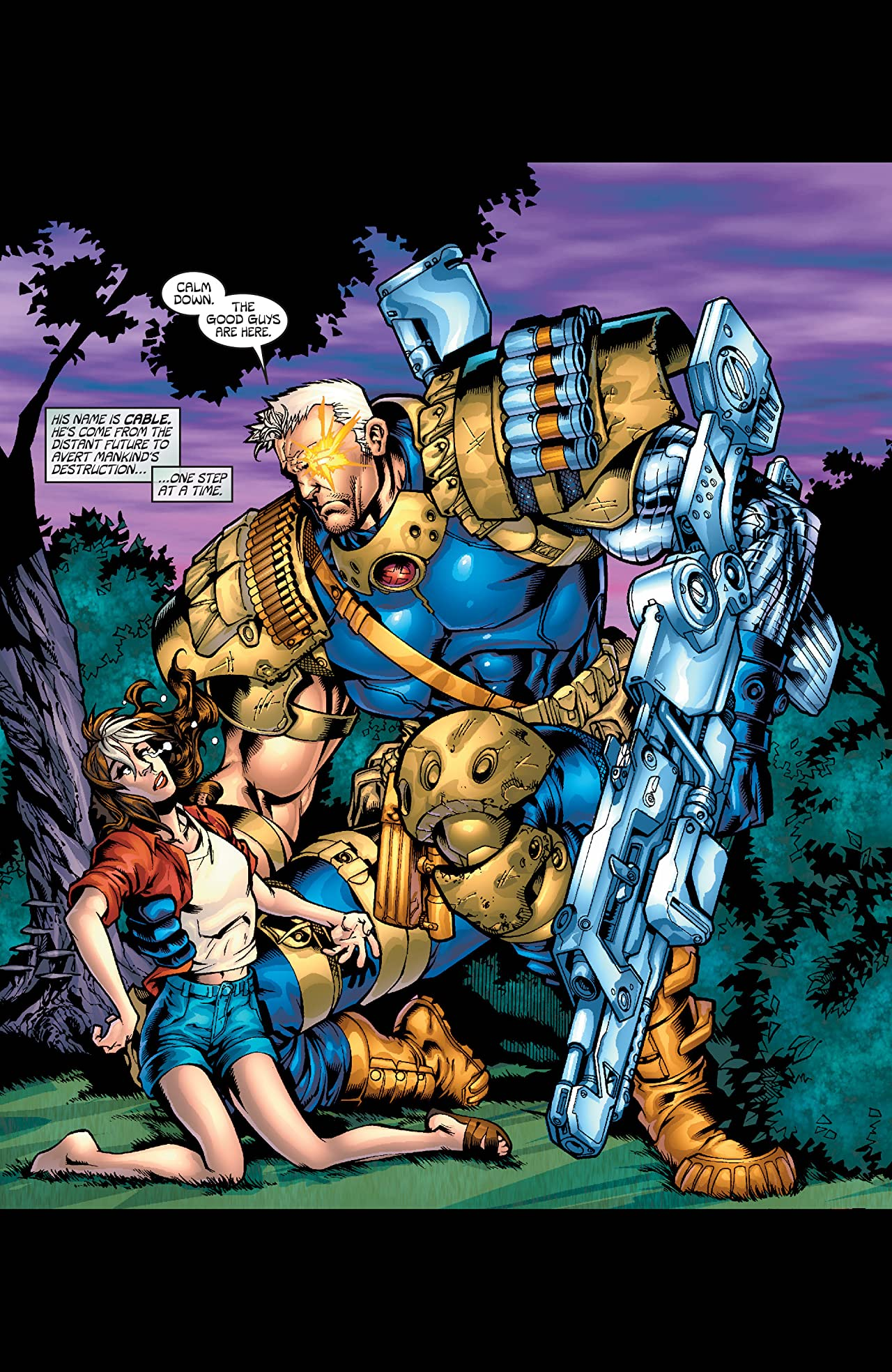 Cable (1993-2002) #87