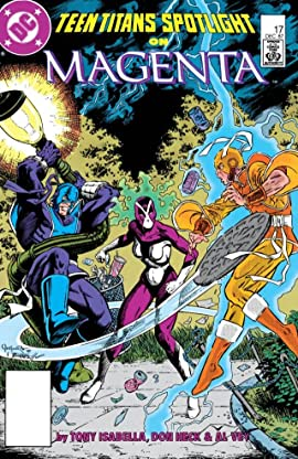 Teen Titans Spotlight (1986-1988) #17