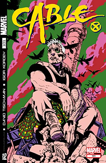 Cable (1993-2002) #101