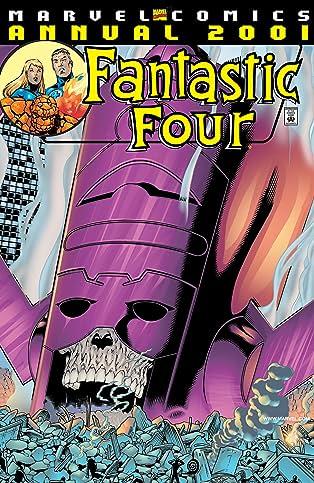 Fantastic Four Annual 2001 #1