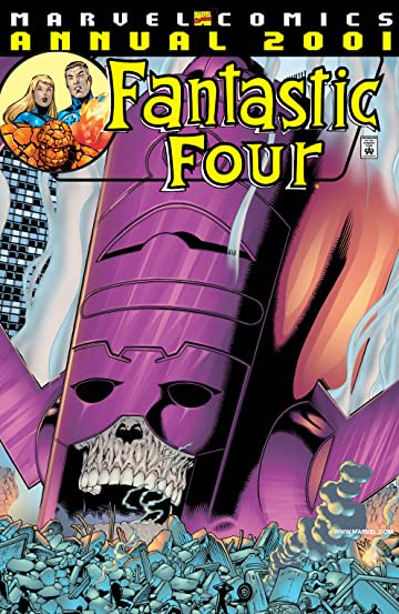 Fantastic Four Annual 2001 #1