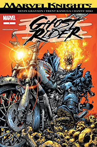 Ghost Rider (2001) #1 (of 6)