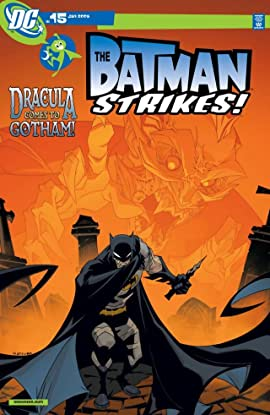 The Batman Strikes! #15