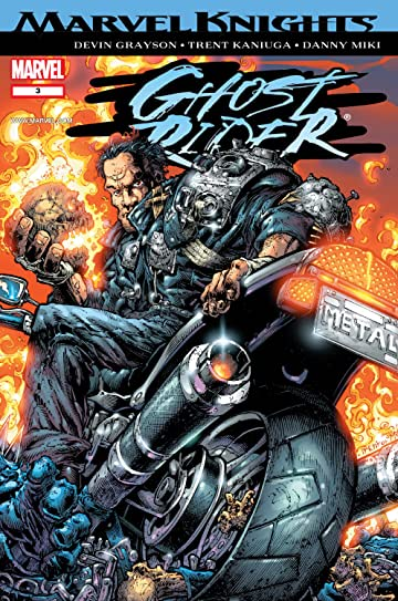 Ghost Rider (2001) #3 (of 6)