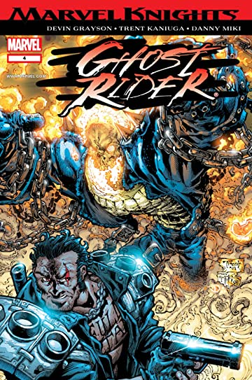 Ghost Rider (2001) #4 (of 6)