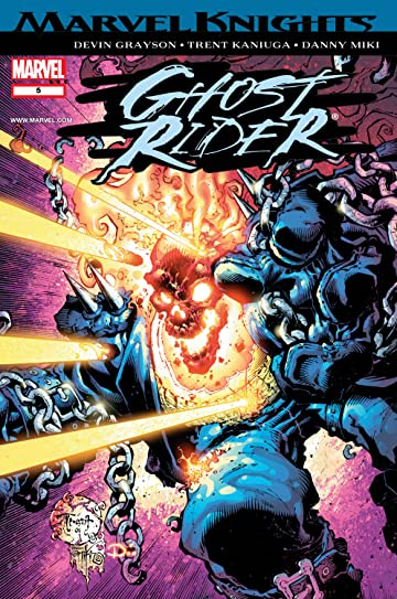 Ghost Rider (2001) #5 (of 6)