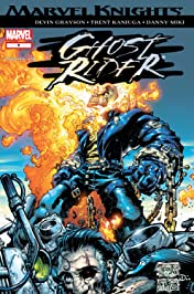 Ghost Rider (2001) #6 (of 6)