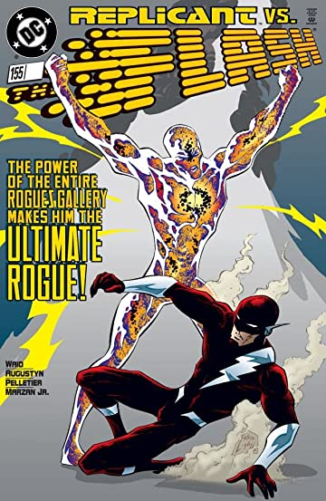 The Flash (1987-2009) #155