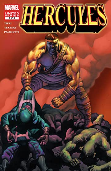 Hercules (2005) #3 (of 5)