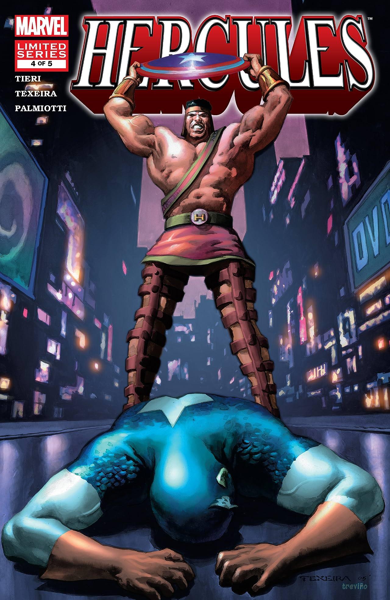 Hercules (2005) #4 (of 5)