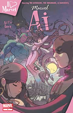 I (heart) Marvel (2006): Marvel Ai #1