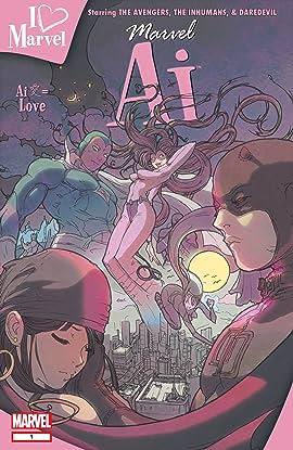 I (heart) Marvel (2006): Marvel Ai #1