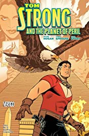 Tom Strong and the Planet of Peril #3 (of 6)