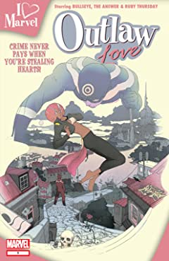 I (heart) Marvel (2006): Outlaw Love #1