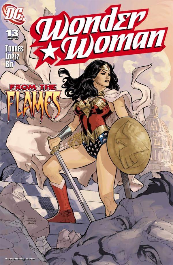 Wonder Woman (2006-2011) #13
