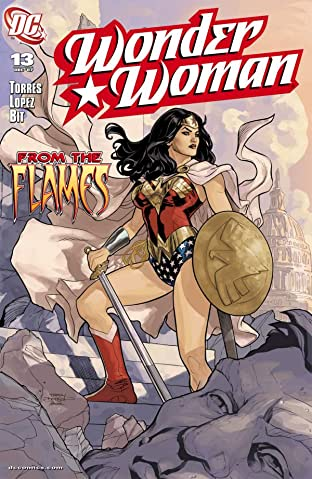 Wonder Woman (2006-2011) No.13