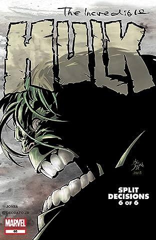Incredible Hulk (1999-2008) #65