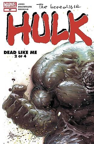 Incredible Hulk (1999-2008) #67