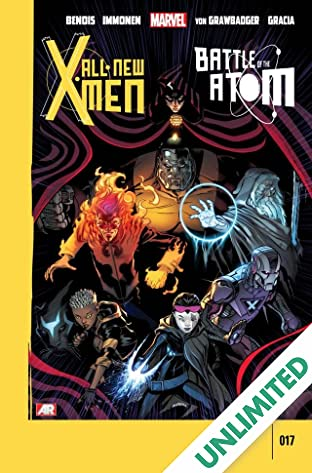 All-New X-Men (2012-2015) #17