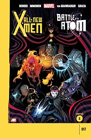 All-New X-Men (2012-2015) No.17