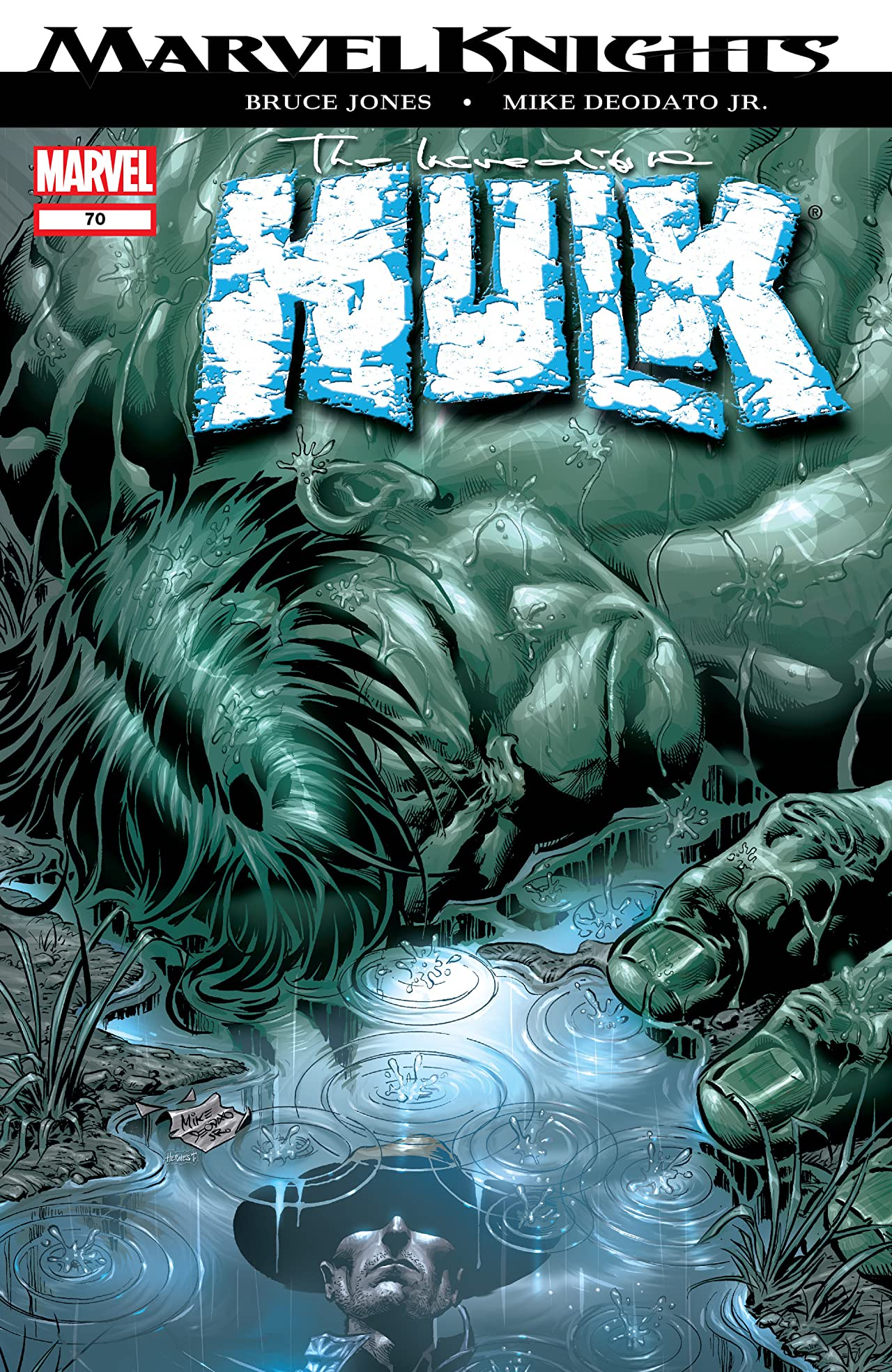 Incredible Hulk (1999-2008) #70