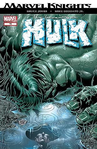 Incredible Hulk (1999-2008) #70