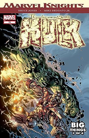 Incredible Hulk (1999-2008) #71