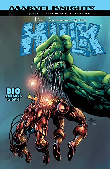 Incredible Hulk (1999-2008) #73