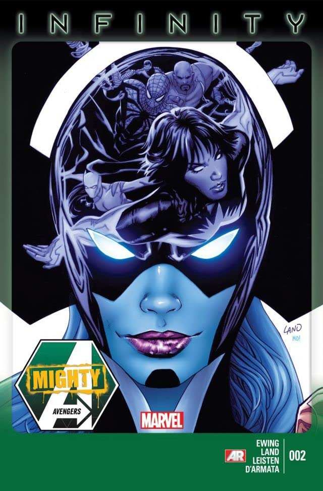 Mighty Avengers (2013-) #2