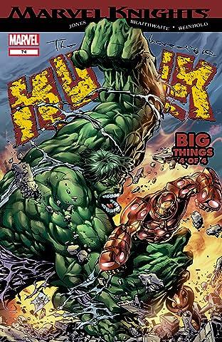 Incredible Hulk (1999-2008) #74