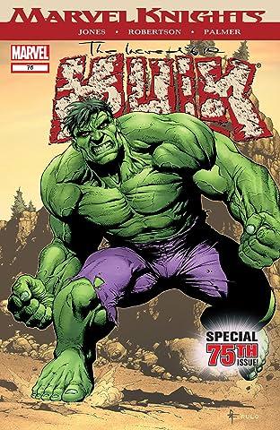 Incredible Hulk (1999-2008) #75