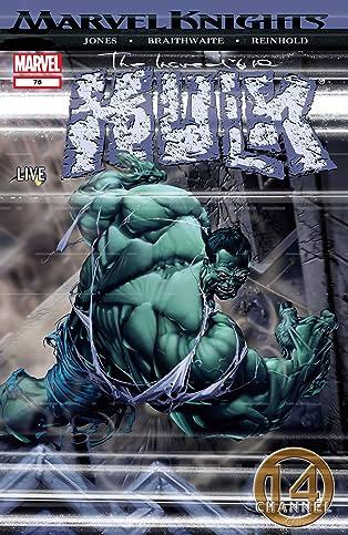 Incredible Hulk (1999-2008) #76