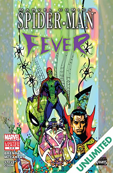 Spider-Man: Fever (2010) #1 (of 3)